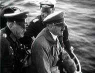 1935 : Hitler aux manoeuvres navales